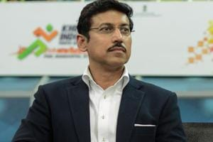 Rajyavardhan Singh Rathore - Minister of State for Ministry of Youth Affairs and Sports in the Government of India.