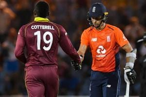 West Indies vs England 2nd T20I in St Kitts: As It Happened.