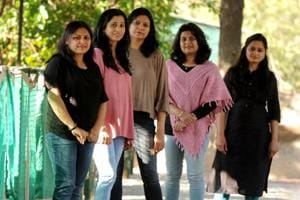 In late September 2017, five women from the Sector 47 condominium Malibu Town — Laxmi Sharma, Surabhi Rana, Rolly Jain, Seema Vijayan and Gina Krishnan —got together to brainstorm how they could better manage the condo's daily domestic waste and do their bit for the environment by composting in-house.
