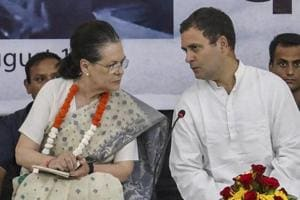 The Congress released its first list of candidates for 15 seats for the upcoming Lok Sabha elections, naming UPA chairperson Sonia Gandhi, 72, as the party's candidate from Rae Bareli and Rahul from the Amethi seat.
