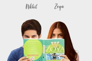 The Zoya Factor , starring Sonam Kapoor and Dulquer Salmaan, is being directed by Abhishek Sharma.