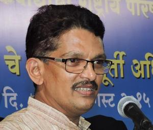 Avinash Patil executive president MANS