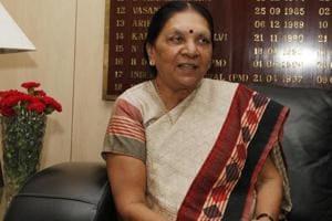 Madhya Pradesh governor Anandiben Patel