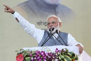 """PMModi said Pakistan had done its preparation after Pulwama attack expecting a post-Uri style surgical strike, but """"we went by air""""."""