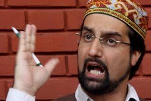 Hurriyat chairman Mirwaiz Umar Farooq