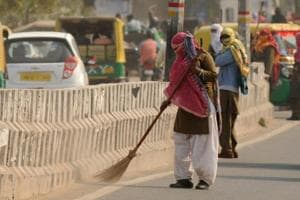 The Municipal Corporation of Gurugram's (MCG) 168-hour cleaning marathon, which started on February 24 and went on till March 4, was everything one would expect it to be — brooms, trucks, men and women with masks, and patches of roads being cleaned. But the drive was a lot more than that.