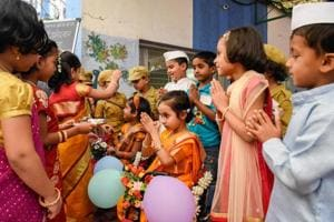 #puneinpixels Lok Sabha 2019 elections: for the children, by the children