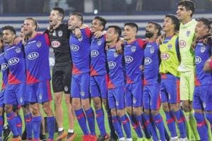 Bengaluru FCdefeated NorthEast United FC to reach the ISLfinal.