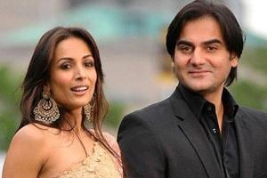 Malaika Arora has opened up about her divorce from Arbaaz Khan.
