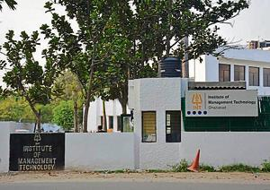Councillor Rajendra Tyagi alleged that IMT encroached upon nearly 10,000 square yards of land belonging to the authority.
