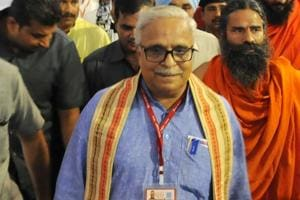 The society does not run on the basis of what's laid down in the Constitution alone as traditions and faith have their own place, Rashtriya Swayamsevak Sangh (RSS) general secretary Suresh Bhaiyyaji Joshi said on Sunday