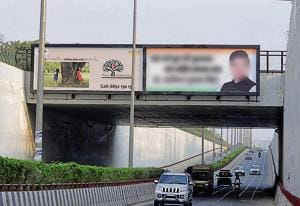 The Noida authority on Monday said it has decided to file an FIR and impose Rs 1 lakh fine on those who put up political hoardings, banners or posters across the city in violation of the model code of conduct.