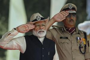 """Prime Minister Narendra Modi on Sunday said India cannot continue suffering terrorism forever and that his government has taken some """"strong decisions"""" against it."""