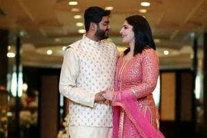 Priyanka Chopra's brother Siddharth Chopra and his longtime girlfriend Ishita Kumar recently got engaged.