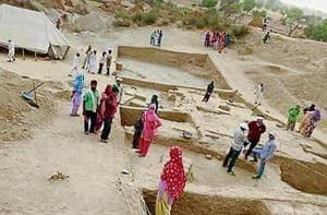 The Haryana government will be setting up a museum and an interpretation site at Rakhigarhi under it Kala Avam Sanskriti Haryana Policy.