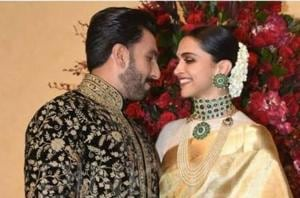 Ranveer Singh shares his best memory with wife Deepika Padukone at an event on Monday.