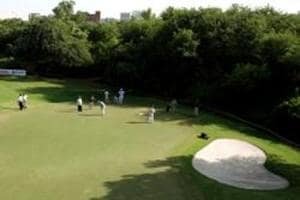 The plea sought cancellation of the club's lease and referred to the Centre's instruction to reserve 10% quota for professional golf players as the club operates on government land leased to it for the promotion of golf.