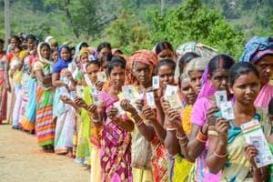 The constituencies in the tribal-dominated districts are thus poised to witness a fierce political battle between the JMM and Biju Janata Dal, which has five MLAs at present from the two districts.