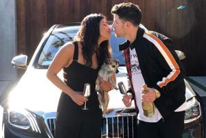 Priyanka Chopra is one loved-up wife. Nick Jonas has gifted her a luxurious new car.