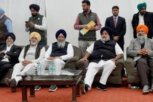 The Akali Dal has made it mandatory for all party leaders and members to donate towards the party fund.