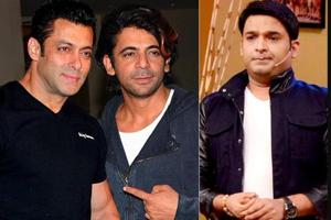 Salman Khan was supportive of Sunil Grover when he quit Kapil Sharma's show in 2017.