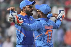 India vs Australia:We need to discuss about one slot in World Cup squad - Virat Kohli