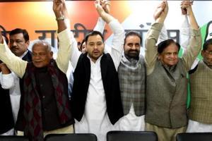 AICC general secretary KC Venugopal and Ahmed Patel are slated to preside over the meeting, which would be attended by leaders of the GA, including Tejashwi Prasad Yadav (Rashtriya Janata Dal), Upendra Kushwaha (Rashtriya Lok Samata Party), Jitan Ram Manjhi (Hindustani Awam Morcha-Secular), Sharad Yadav (Loktantrik Janata Dal) and Mukesh Sahni (Vikassheel Insan Party)