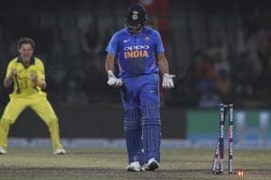 India vs Australia:Virat Kohli -Co surrender series to Australia, register unwanted record