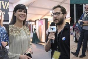 Lotus Make-up India Fashion Week AW '19: Models and designers take you inside...