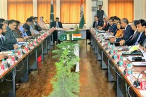 India, Pakistan talks took place at Attari in Amritsar to discuss and finalize the modalities for the Kartarpur Corridor.