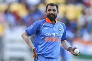 Indian pacer Mohammed Shami charged by Kolkata cops for domestic violence