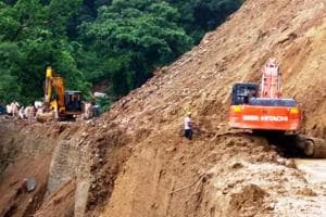 Work will be affected between Chamba and Kandisaur on the Rishikesh-Gangotri Highway.
