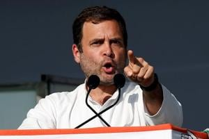 Rahul Gandhi was addressing the National Fishermen Parliament organised by All India Fishermen Congress in Thriprayar.