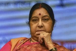 "External Affairs Minister Sushma Swaraj on Wednesday said India cannot have dialogue with Pakistan unless the neighbouring country acted against terror outfits on its soil, asserting that ""talks and terror cannot go together""."
