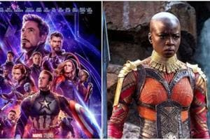Danai Gurira features on the poster for Avengers: Endgame but her name was not included.