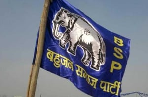 "One official with direct knowledge of the matter said on condition of anonymity that Net Ram was ""negotiating"" a LS ticket from a party. Two other officials confirmed that the former bureaucrat ""was interested in getting a ticket from the BSP""."