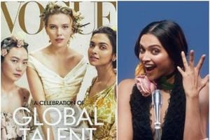 Deepika Padukone stars in a video shared by Vogue on social media.