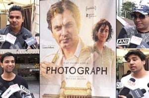 Public review of Photograph movie