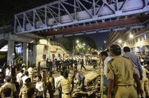 Maharashtra Chief Minister Devendra Fadnavis, who visited the bridge site and met those injured in the incident this morning, had sought a preliminary report from the authorities