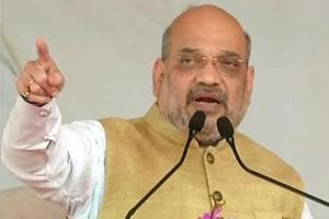Congress leaders Sonia Gandhi and Manmohan Singh were part of the all party meeting and had agreed to releasing Masood Azhar to bring back the passengers held hostage at Kandahar, BJP chief Amit Shah said.