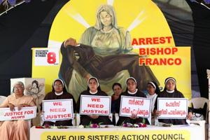 Kerala nun who supported stir against ex-bishop asked to leave congregation