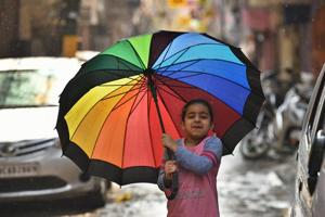 According to IMD scientists, Thursday's rain was a result of a western disturbance in the western Himalayan region on Wednesday and Thursday.