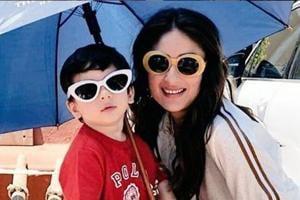 Kareena Kapoor and her son Taimur are social media darlings.