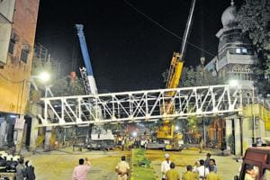 After CSMTbridge collapse, CR, WRget complaints of other bridges in Mumbai on Twitter