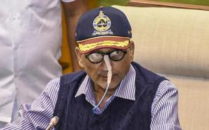 With Goa Chief Minister Manohar Parrikar admitted in hospital, the Congress unit has staked claim to form government in the  state.
