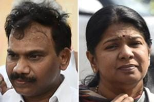 The Dravida Munnetra Kazhagam (DMK) is set to rehabilitate the political career of former telecom minister A Raja, party patriarch, the late M Karunanidhi's daughter, Kanimozhi, and his grand nephew, Dayanidhi Maran, in the Lok Sabha polls.