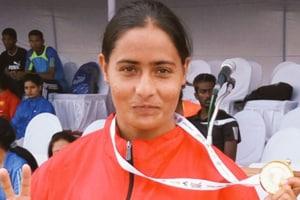 File image of Annu Rani.