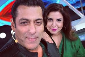 Farah Khan wasn't very impressed with Salman Khan's dancing skills.