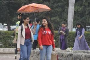 At present, the girl residents at PU, Chandigarh, can exit and enter the hostel at any hour provided they make an entry in the register after 11pm. This was achieved after an intense protest that lasted for 47 days.