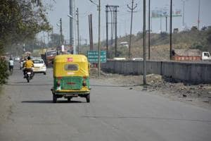 A city court on Friday sentenced two men  to 10 years of rigorous imprisonment for assaulting, robbing and stealing an auto-rickshaw from a 32-year-old driver in November 2017. (Photo by Sakib Ali / Hindustan Times)